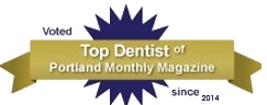 Portland Magazine Top Dentist